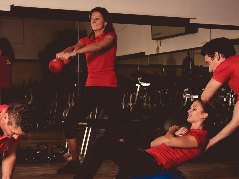 Donar Fitness and Wellness Body Cross
